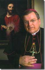 Raymond Leo Cardinal Burke, Archbishop Emeritus of Saint Louis